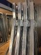 Material für das Stahlgerüst der Weidehütten